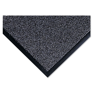 Crown Wiper / Scraper Mat Olefin/Polypropylene 36in. x 60in. Gray