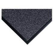 "Crown Olefin/Polypropylene Wiper/Scraper Mat 60"" x 36"", Gray"