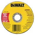 DeWalt High-Performance Metal-Cutting Wheels Abrasive