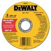 DeWalt Thin Metal Cutoff Wheel