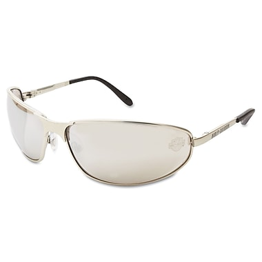 Harley-Davidson® HD 500 Safety Glasses, Silver Mirror