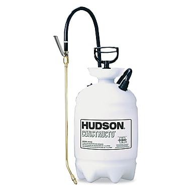 H. D. Hudson® Constructo® 50 psi Translucent White Polyethylene Pressurized Tank Sprayer, 2 gal