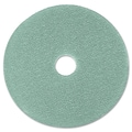 3M Floor Burnishing Pad In Aqua 19in.