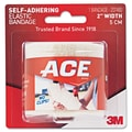 ACE™ 2in. Tan Self-Adhering Elastic Bandage