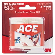 ACE™ 2 Tan Self-Adhering Elastic Bandage