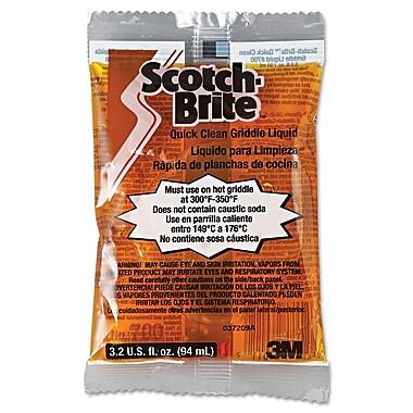 Scotch-Brite Quick Clean Griddle Liquid 3.2 Oz
