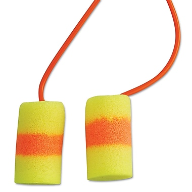 E-A-R® Classic® SuperFit 33™ Foam Corded Earplug, 33 db