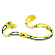 3M E-A-R Swerve Banded Hearing Protector Yellow