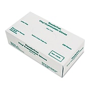 Memphis™ Medical Grade Vinyl Disposable Gloves, Large