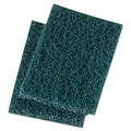 Premiere Pads Ebytra Heavy Duty Scouring Pad Blue/Gray