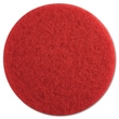 Premiere Pads 13in. Buffing Floor Pad, Red
