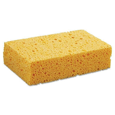 Premiere Pads Medium Cellulose Sponge Yellow