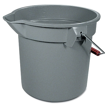 Rubbermaid Commercial 14-Quart Round Utility Bucket 12