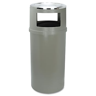 Rubbermaid Commercial Ash/Trash Classic Container Beige