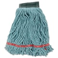 Rubbermaid Commercial Mop Heads-Wet Mop Green