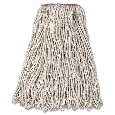 Rubbermaid Commercial Premium Cut-End Cotton Mop White 16 Oz