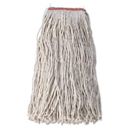 Rubbermaid Commercial Cut-End Blend Mop Heads White