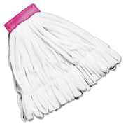Rubbermaid Commercial Rough Floor Mop Heads White