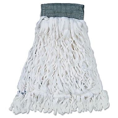 Rubbermaid Commercial Clean Room Mop Head White