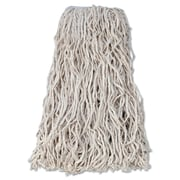 Rubbermaid Commercial Economy Cotton Mop Heads Cotton White
