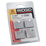 Ridgid® 12-R High Speed Steel Manual Replacement Threading/Pipe Die, 2-11 1/2 NPT