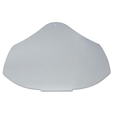 Bionic® Clear Polycarbonate Face Shield Visor, 9 1/2 in (H) x 14 1/4 in (W) x 0.04 in (T)