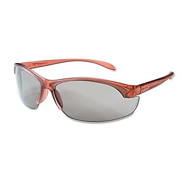 Uvex Safety Glasses Dusty Rose Gray
