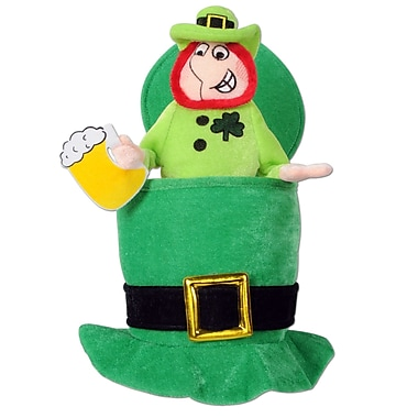 Beistle Leprechaun Hat, 2/Pack