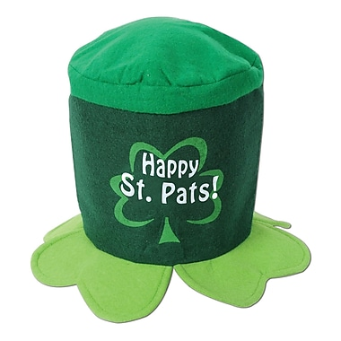 Beistle Happy St Pat's! Hat, 2/Pack