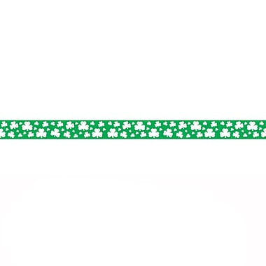 Beistle Shamrock Party Tape, 3