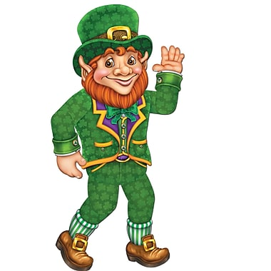 Beistle Jointed Leprechaun, 33