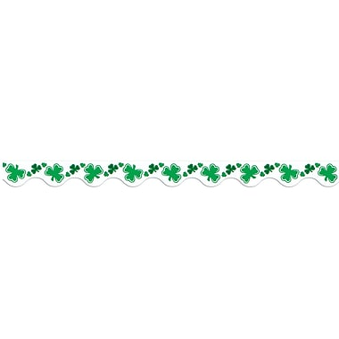 Beistle St Patrick Border Trim, 148' Total
