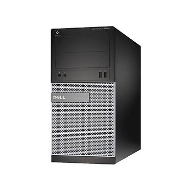 Dell™ 3020 OptiPlex Mini Tower Desktop Computer, Intel Dual Core i3-4130 3.40 GHz