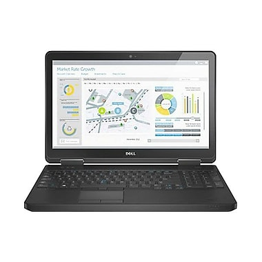 Dell Latitude E5540 - 15.6in. - Core i7 4600U - Windows 7 Pro 64-bit - 8 GB RAM - 500 GB Hybrid Drive