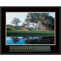 Amanti Art in.Achievement: Golfin. Framed Print Art, 23in. x 29in.