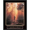 Amanti Art in.Commitmentin. Framed Print Art, 29in. x 23in.