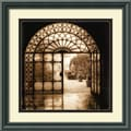 Amanti Art Alan Blaustein in.Venezia, Italiain. Framed Print Art, 14 1/2in. x 14 1/2in.