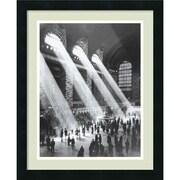 "Amanti Art ""Grand Central Station"" Framed Print Art, 22"" x 18"""