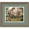 Amanti Art Betsy Brown in.Des Fosses Antiquesin. Framed Print Art, 13.88in. x 15.88in.