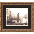 Amanti Art David Westby in.Venicein. Framed Print Art, 13.88in. x 15.88in.