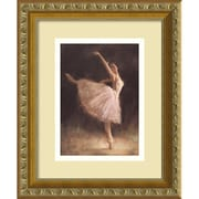 "Amanti Art Richard Judson Zolan ""The Passion of Dance"" Framed Art, 12"" x 10"""