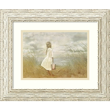 Amanti Art Betsy Cameron in.There's Always Tomorrowin. Framed Print Art, 14 1/2in. x 17 1/2in.