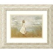 "Amanti Art Betsy Cameron ""There's Always Tomorrow"" Framed Print Art, 14 1/2"" x 17 1/2"""