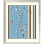 Amanti Art Jo Parry Linear Reflection II Framed Print Art, 25.88 x 21.88