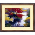 Amanti Art Tadashi Asoma in.Indian Summerin. Framed Print Art, 17.88in. x 21.88in.
