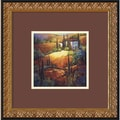 Amanti Art Nancy O'Toole in.Morning Light Tuscanyin. Framed Print Art, 18 1/4in. x 18 1/4in.