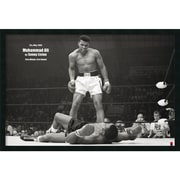 "Amanti Art ""Ali - Liston Landscape"" Framed Print Art, 25.38"" x 37.38"""
