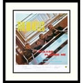 Amanti Art in.The Beatles: Please Please Mein. Framed Print Art, 27in. x 25in.