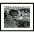 Amanti Art Ansel Adams in.Canyon de Chelly National Monumentin. Framed Print Art, 23in. x 27in.