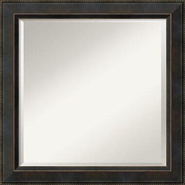 Signore Square Wall Mirror 24 x 24-inch
